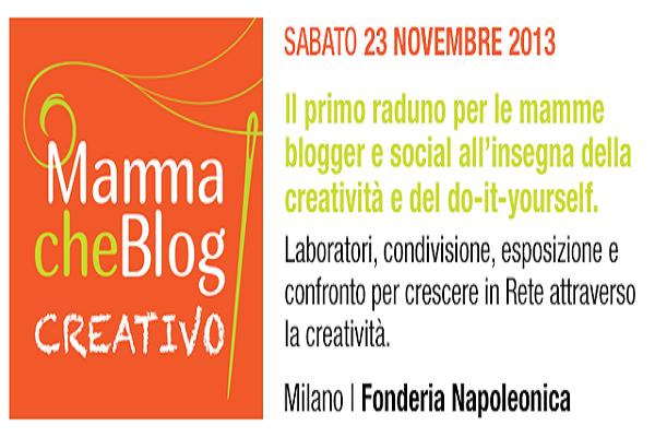 Il primo MammacheBlog Creativo
