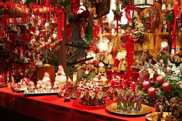 mercatini di Natale 2013 terme di Comano