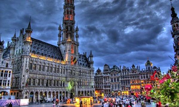 Bruxelles la città del fumetto