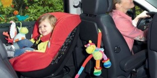 Seggiolini auto: l'omologazione