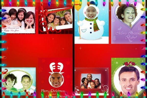 app per creare auguri di Natale