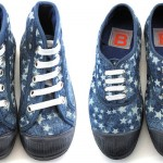 Scarpe stellate Bensimon
