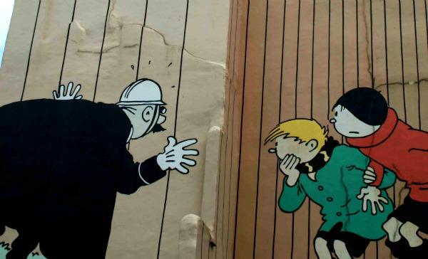 murales a bruxelles