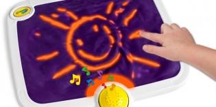 La Mia Prima Lavagnetta Luminosa, di Crayola