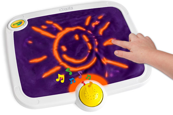 Lavagna luminosa di Crayola