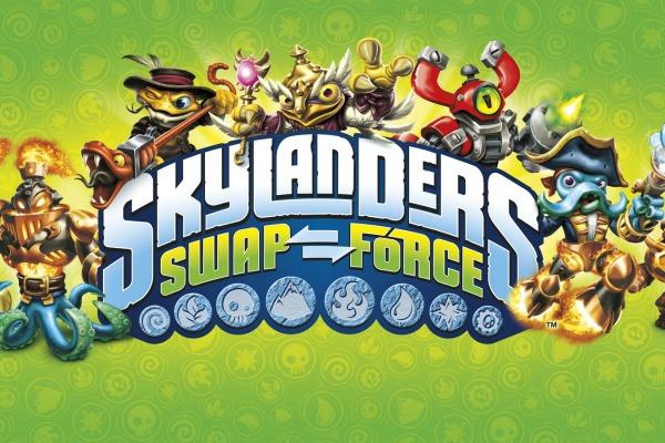 giocaimmaginacrea swap di Skylanders