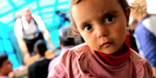 Bambina in Siria - time4life.it