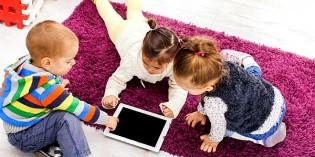 Tablet e bambini: un rapporto positivo o negativo?