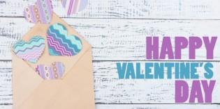 Biglietti fai da te per San Valentino