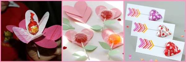 collage di lavoretti con i dolci