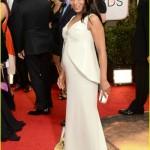 Il Golden Globe per il miglior pancione è tutto suo! Che classe Miss Washington!