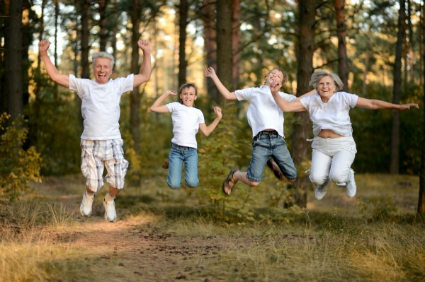 vacanze con i nonni