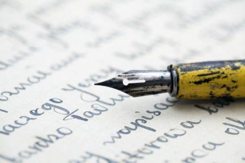 scrivere poesie d'amore