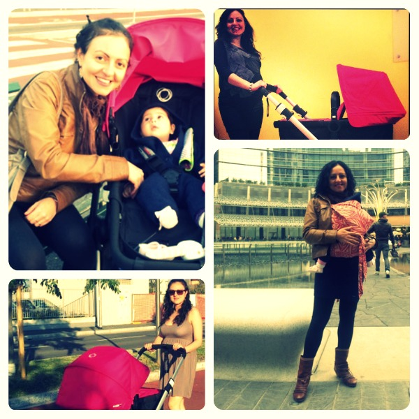 Bugaboo Buffalo Collage