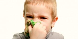 Argento proteinato per la cura del raffreddore