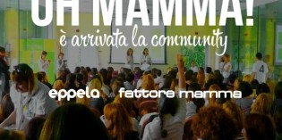 Eppela: il crowdfunding per le mamme