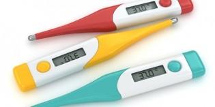 termometri per misurare la febbre