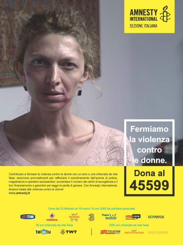 Annuncio stampa_Amnesty International