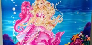 Anteprima italiana del film Barbie La principessa delle perle all'Acquario di Genova: il nostro racconto