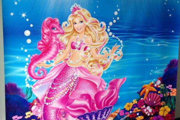 Anteprima Italiana Del Film Barbie La Principessa Delle Perle All