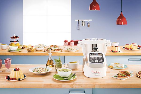 Cuisine Compagnion il nuovo Robot da cucina di Moulinex