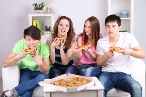 Alimentazione adolescenti