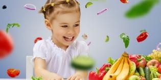 L'alimentazione dei bambini: alcuni semplici consigli suddivisi per età