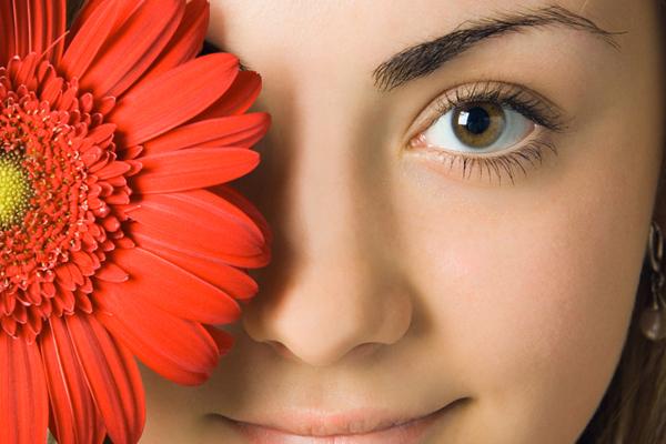 Rimedio naturale per occhi