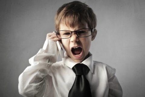 Divieto cellulare bambini