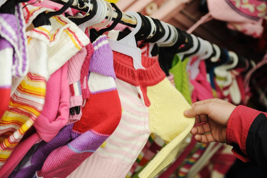 abbigliamento bambino