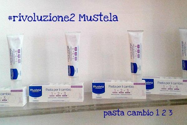 #rivoluzione Mustela e la pasta cambio