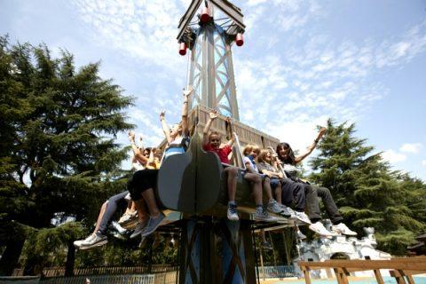 parchi divertimento in Italia