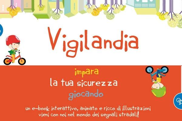 educazione stradale: l'app Vigilandia