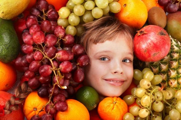 Diritti alimentari bambini