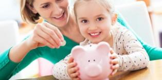 Mamme e risparmio: un decalogo per combattere la crisi