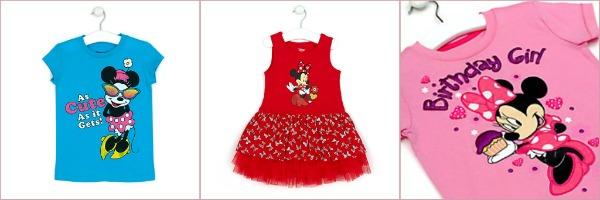 Disney: moda bimbi primavera estate 2014