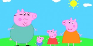 L'inglese con Peppa Pig