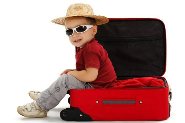 Imprevisti viaggio bambini