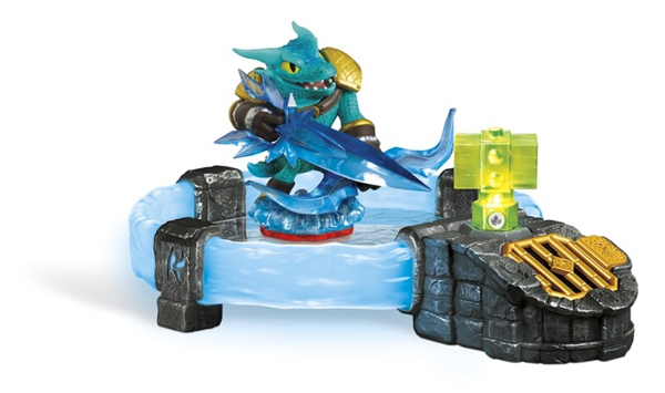 Skylanders Trap Team Toys on Portal
