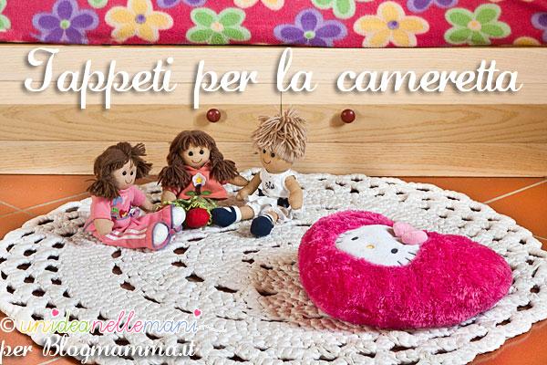 Tappeti Alluncinetto Per La Cameretta Blogmammait