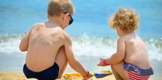 Giochi da fare sulla sabbia bambini
