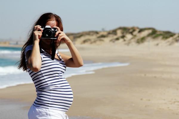 Vacanza in gravidanza
