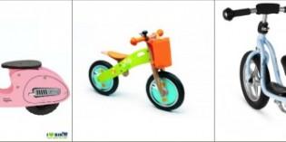 Biciclette senza pedali: dove comprarle e quali modelli scegliere