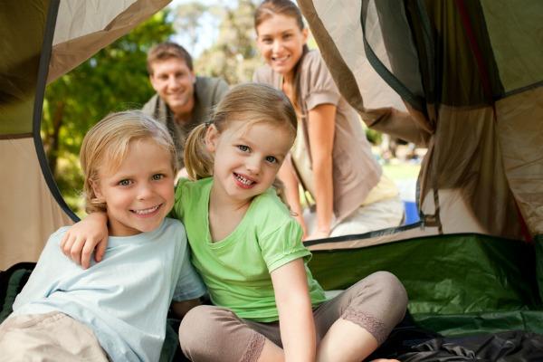 vacanze in campeggio: come organizzarsi