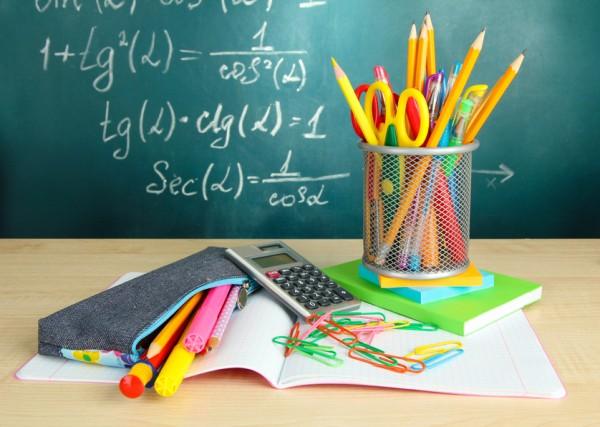 back to school: accessori per la scuola