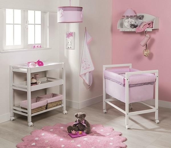 Culla nido rosa di Picci