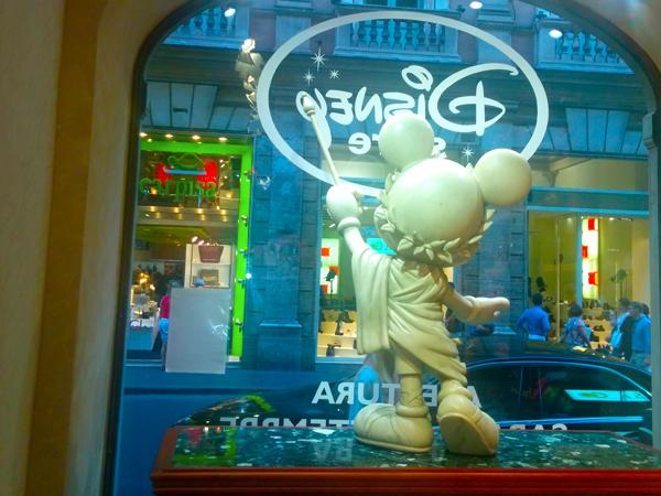 DisneyStore -  opening