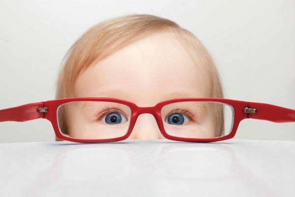 Problemi alla vista dei bambini