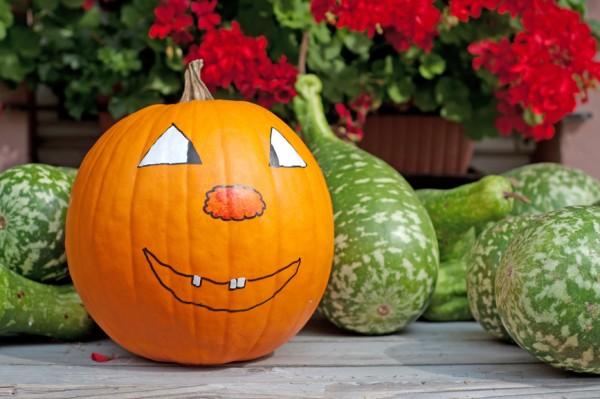come utilizzare la zucca ad Halloween