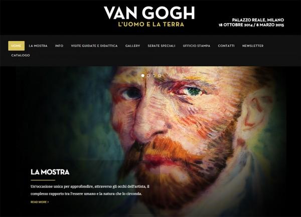 Andiamo a vedere la mostra di Van Gogh a Milano